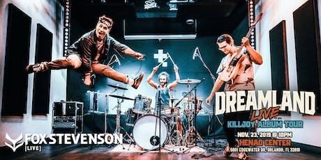 Fox Stevenson [LIVE] W/ Special Guest Kill Paris tickets