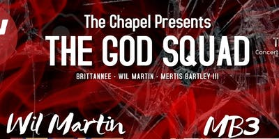 Wil Martin and MB3 at The Chapel w/ Special Guest Brittannee