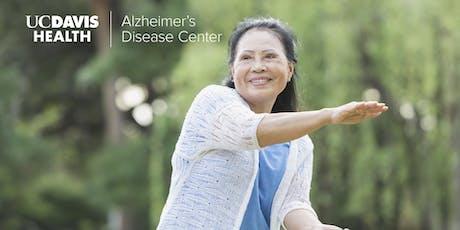 UC Davis Alzheimer's Caregiver Workshop tickets