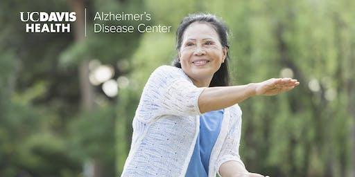 UC Davis Alzheimer's Caregiver Workshop