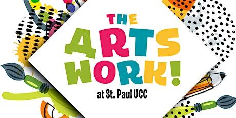 Aug 3-7 The Arts Work!  Pekin Fine Arts Youth Summer Camp tickets