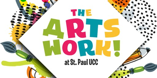 Aug 3-7 The Arts Work!  Pekin Fine Arts Youth Summer Camp