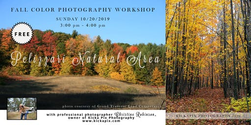 Shoot & Learn:  FREE Fall Color Photography Workshop