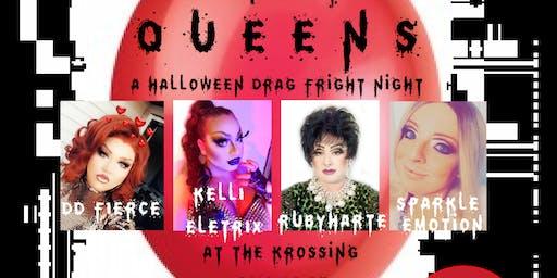 Scream queens with 4Q
