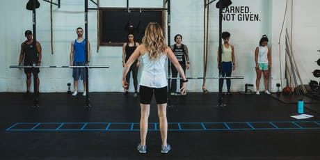 Movement Workshop For The Fitness Professional tickets