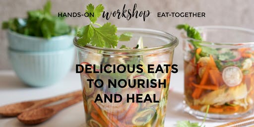 Delicious Eats To Nourish And Heal : Allergen-Free Cooking