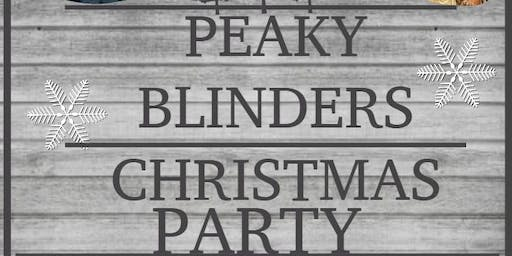 Peaky Blinders Christmas Party