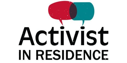 Activist in Residence Endowment Kick-Off