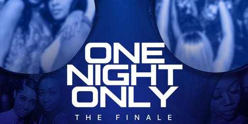 ONE NIGHT ONLY: TSU Homecoming Finale !