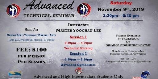 Advanced Technical Seminar