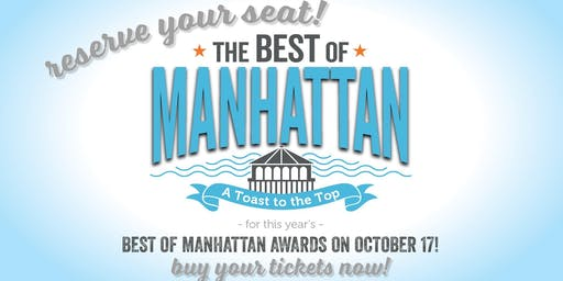 The Best of Manhattan Awards