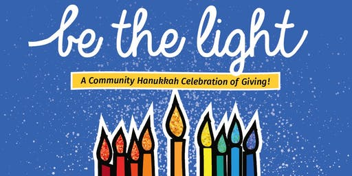 Be the Light! A Community Celebration of Giving