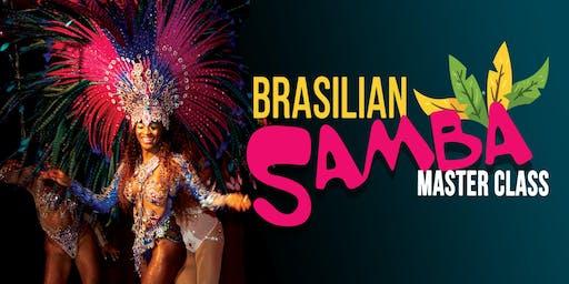 Brasilian Samba Master Class