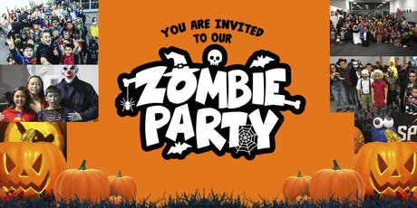 Free Zombie Party tickets