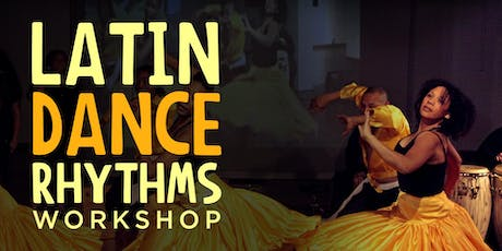 Latin Dance Rhythms tickets