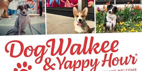 Dog Walkee & Yappy Hour tickets