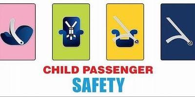 Child Car Seat Inspection