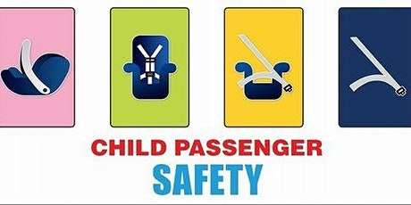 Child Car Seat Inspection Appointment tickets