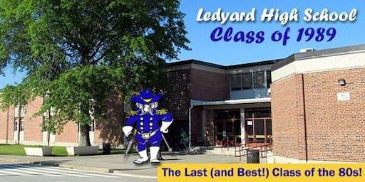 LHS Class of 1989 - 30 Year Reunion