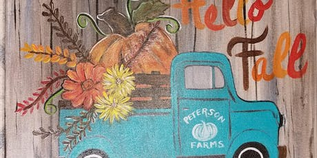 Let's Paint!  Hello Fall tickets