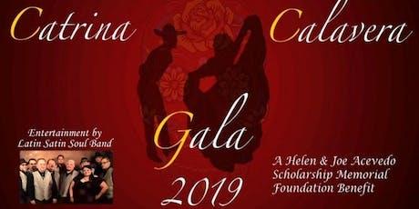 Catrina Calavera  Gala 2019 tickets