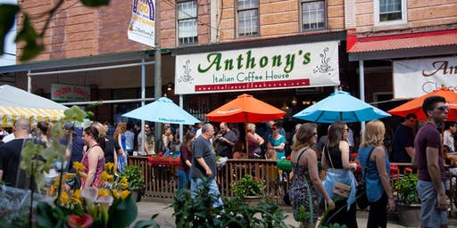 Philly Food Tour: The Italian Market