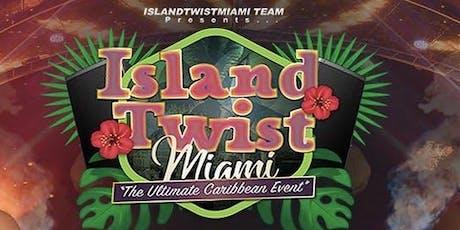 Island Twist Miami tickets