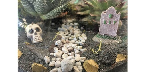 Spooky Terrariums Happy Hour (2019-10-19 starts at 3:00 PM)