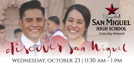 Discover San Miguel Lunch & Learn tickets