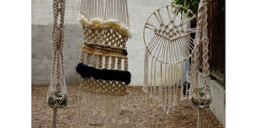Learn to Macrame - Choice of 3 Projects (2019-11-10 starts at 1:00 PM)