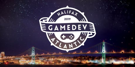 Game Dev Atlantic (GDA) 2019 tickets