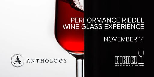 Performance Riedel Wine Glass Experience