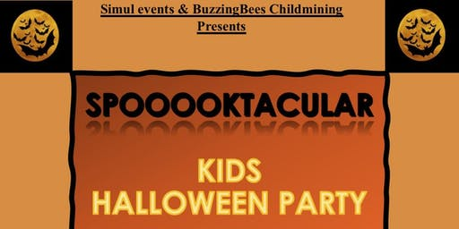 Spooooktacular Kids Halloween Party