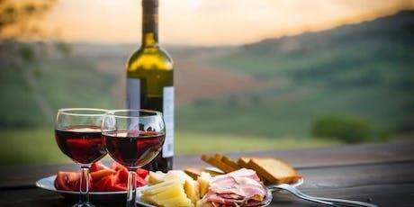 Spanish Wine tickets