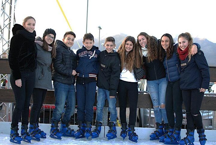 Immagine ice skating miletto