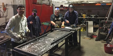 Metal Fabrication 101 tickets