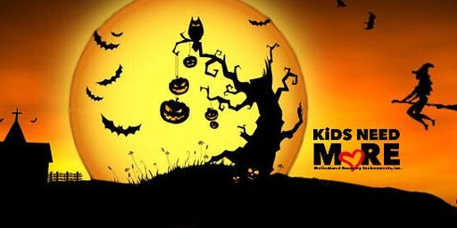 KiDS NEED MoRE Halloween Party