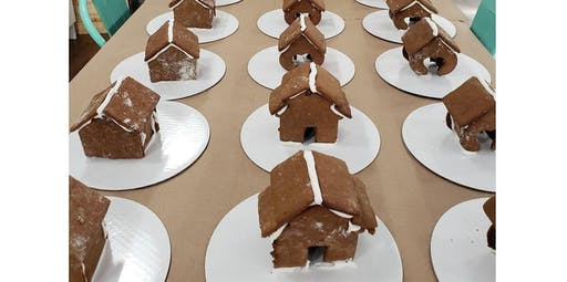 Gingerbread House Decorating (2019-12-07 starts at 3:00 PM)