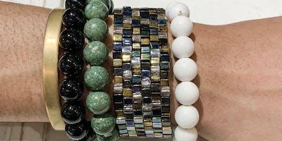 Beginners Peyote Stitch Bracelets