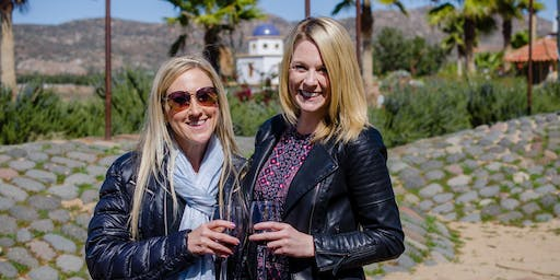 Valle De Guadalupe  Wine Tour from San Diego