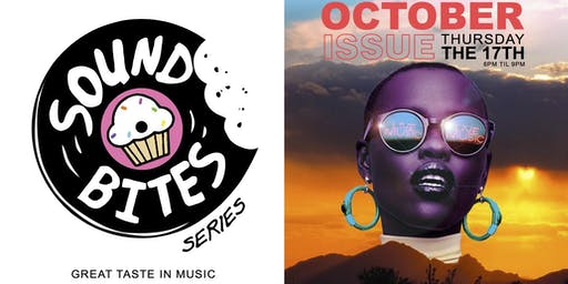 SOUND BITES SERIES , OCTOBER ISSUE