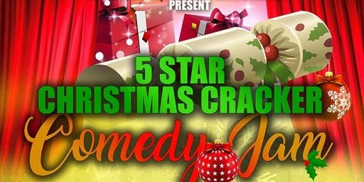 5 Star Christmas Cracker Comedy Jam