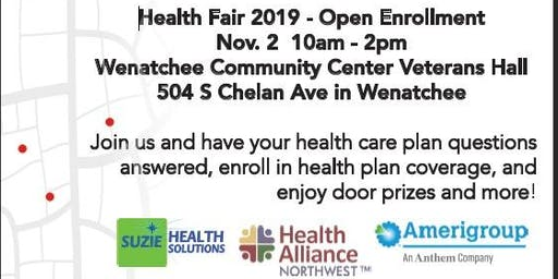 6th Annual Open Enrollment Healthcare Fair