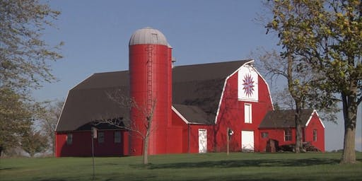 """Barns of the Susquehanna Valley"" presented by Gregory D. Huber"