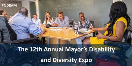 The 12th Annual Mayor's Disability and Diversity Expo tickets