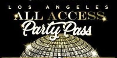 LA All Access Party Pass NYE '20| NEW YEAR'S EVE PARTY