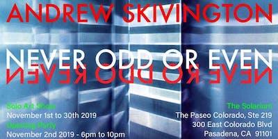 Andrew Skivington  Art Gallery Opening