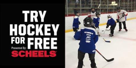 Try Hockey for Free - January 26, 2020 tickets