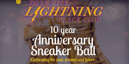 Lightning Sneaker Ball - 10yr Anniversary Party