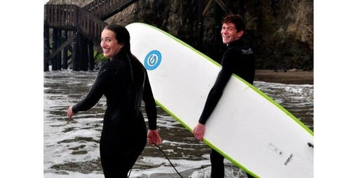 Group Surf Class (2019-10-22 starts at 3:00 PM)